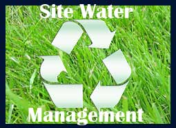 Site Water Management